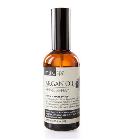 Argan Oil Sprej pre Lesk vlasov