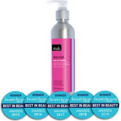 Ultra Jemný Šampón na vlasy Deep Muk