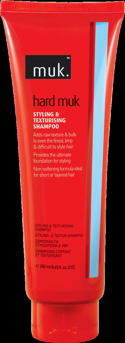 Stylingový a Texturizačný šampón