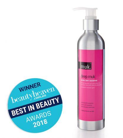 Deep Muk Ultra Jemný šampón 2018